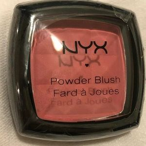 NYX POWDER BLUSH-SHADE Peach PB06